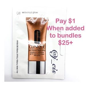 CLINIQUE Sun-Kissed Face Gelee Universal Glow